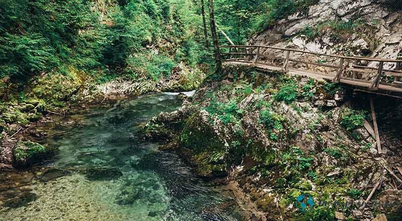 Desfiladero-Bled
