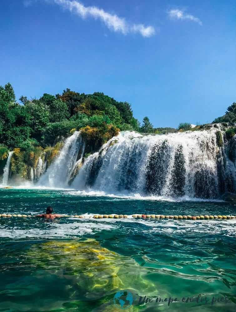 Parque Krka en Croacia
