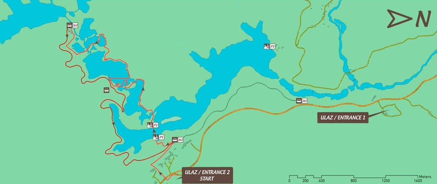 Ruta E Plitvice