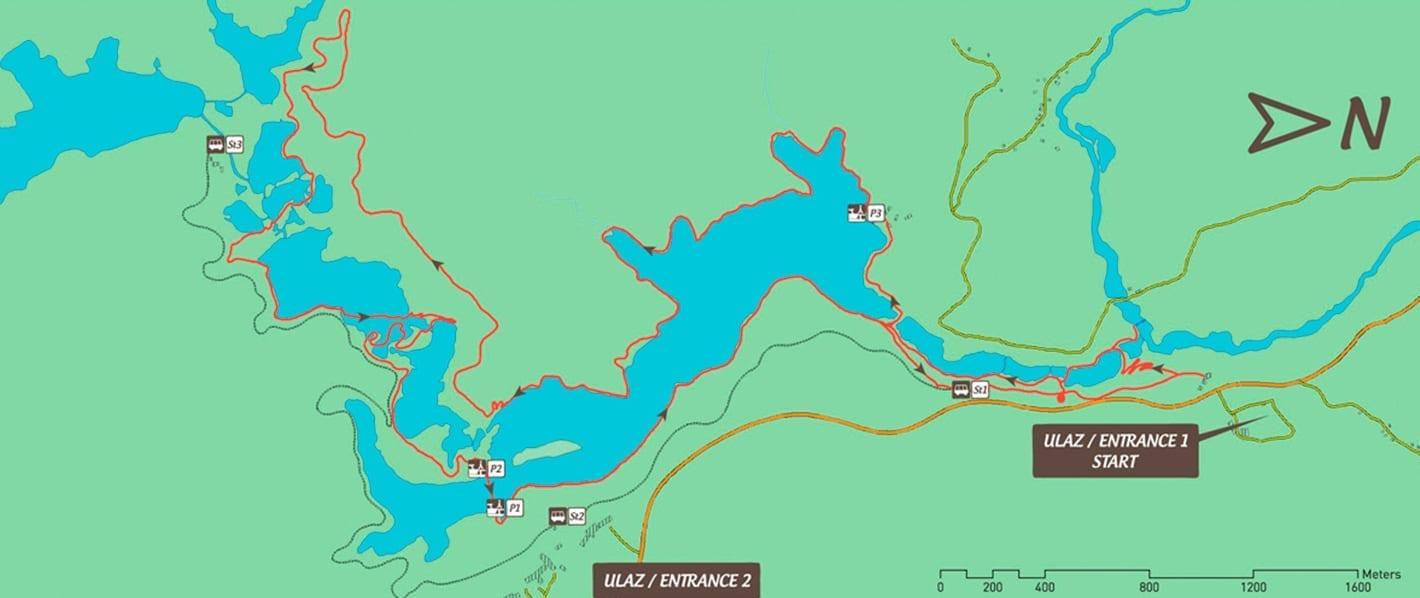 Ruta K Plitvice