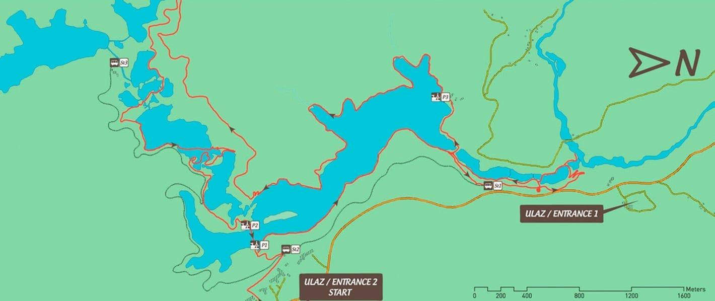 Ruta K2 Plitvice