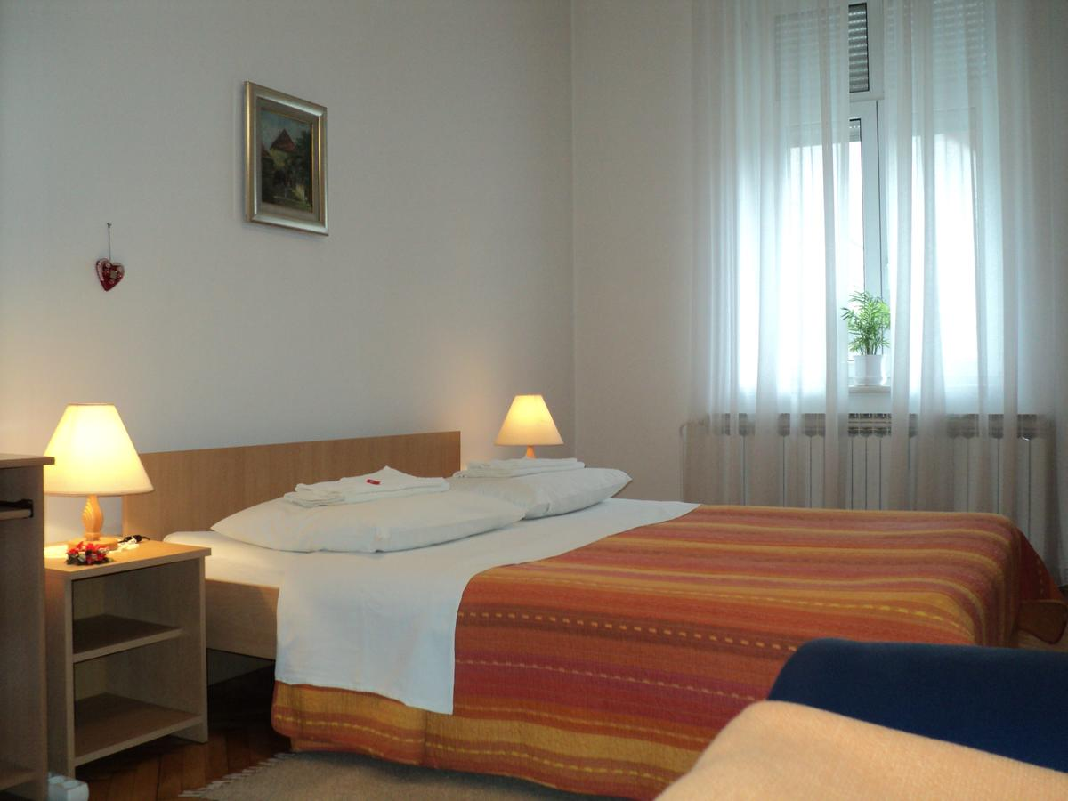 Donde dormir en Zagreb
