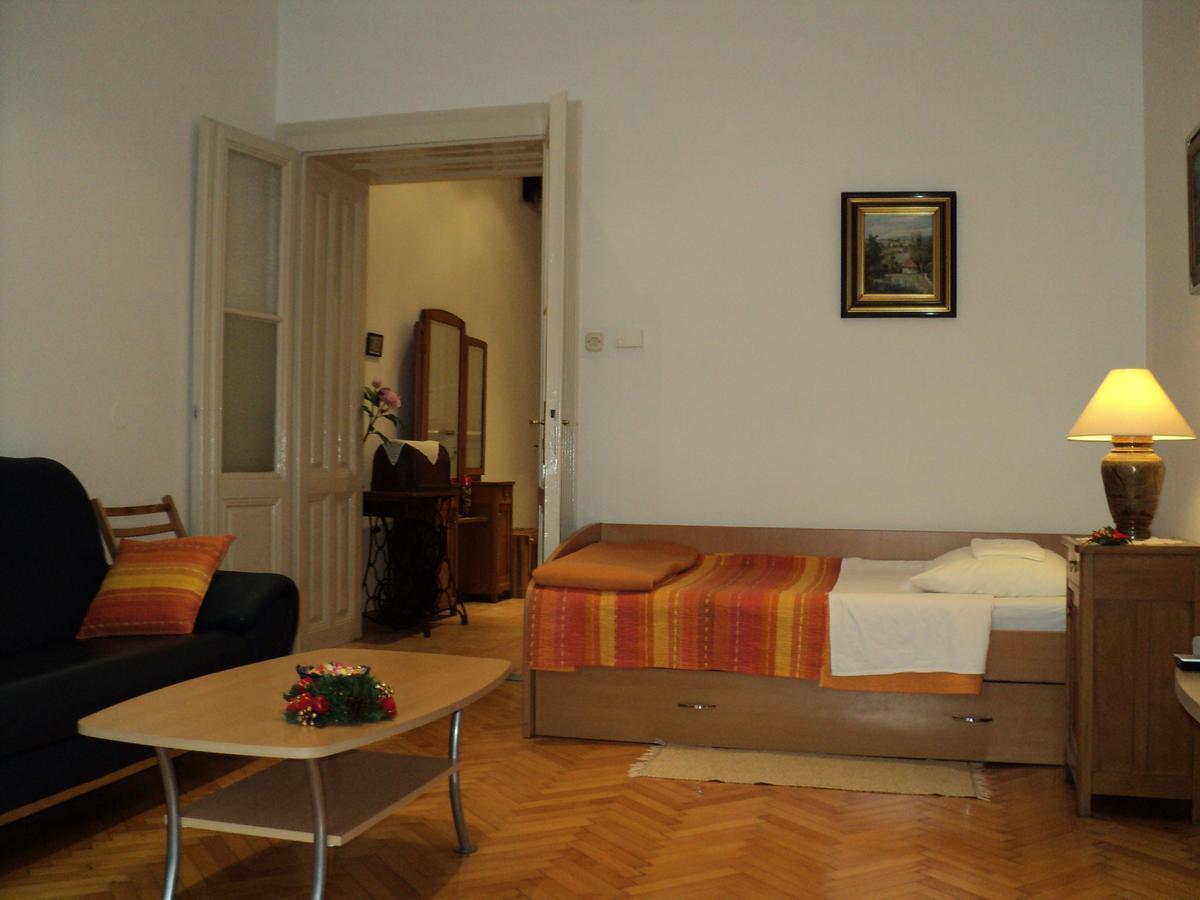 Dormir en Zagreb