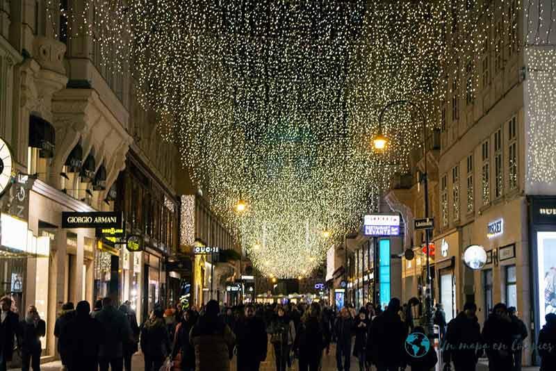 Mercadillo de Navidad de Michaelerplatz