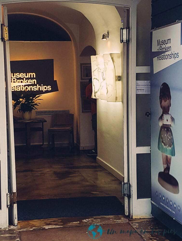 Museo de las Relaciones Rotas