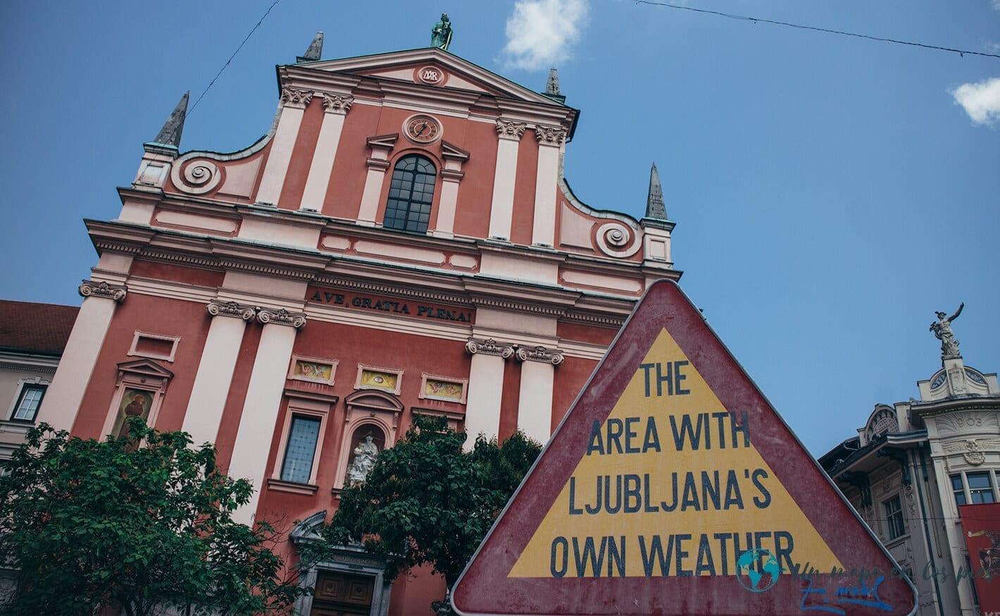 Anunciacion Ljubljana