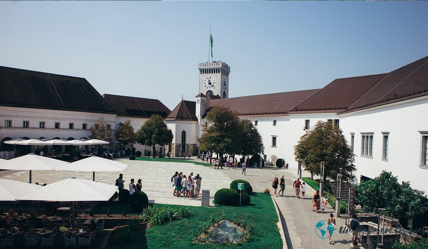 Castillo Ljubljana