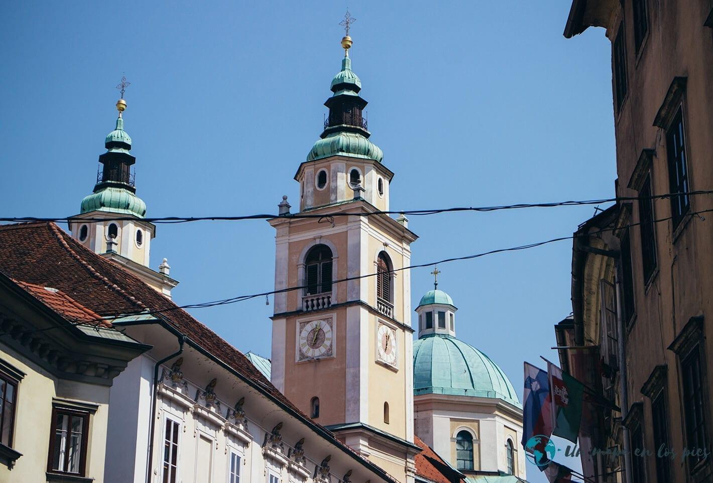 Catedral Ljubljana