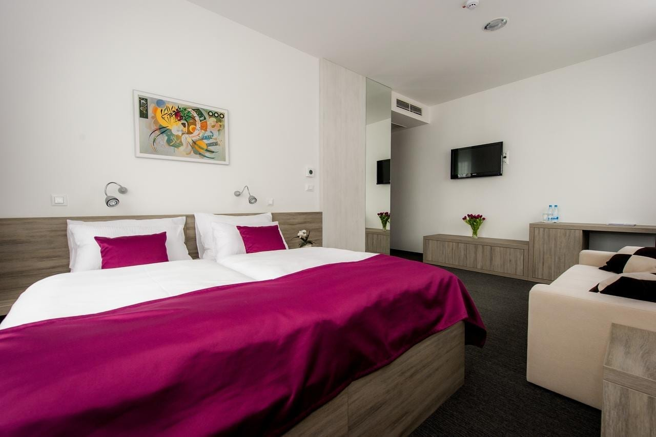 Dormir en Liubliana