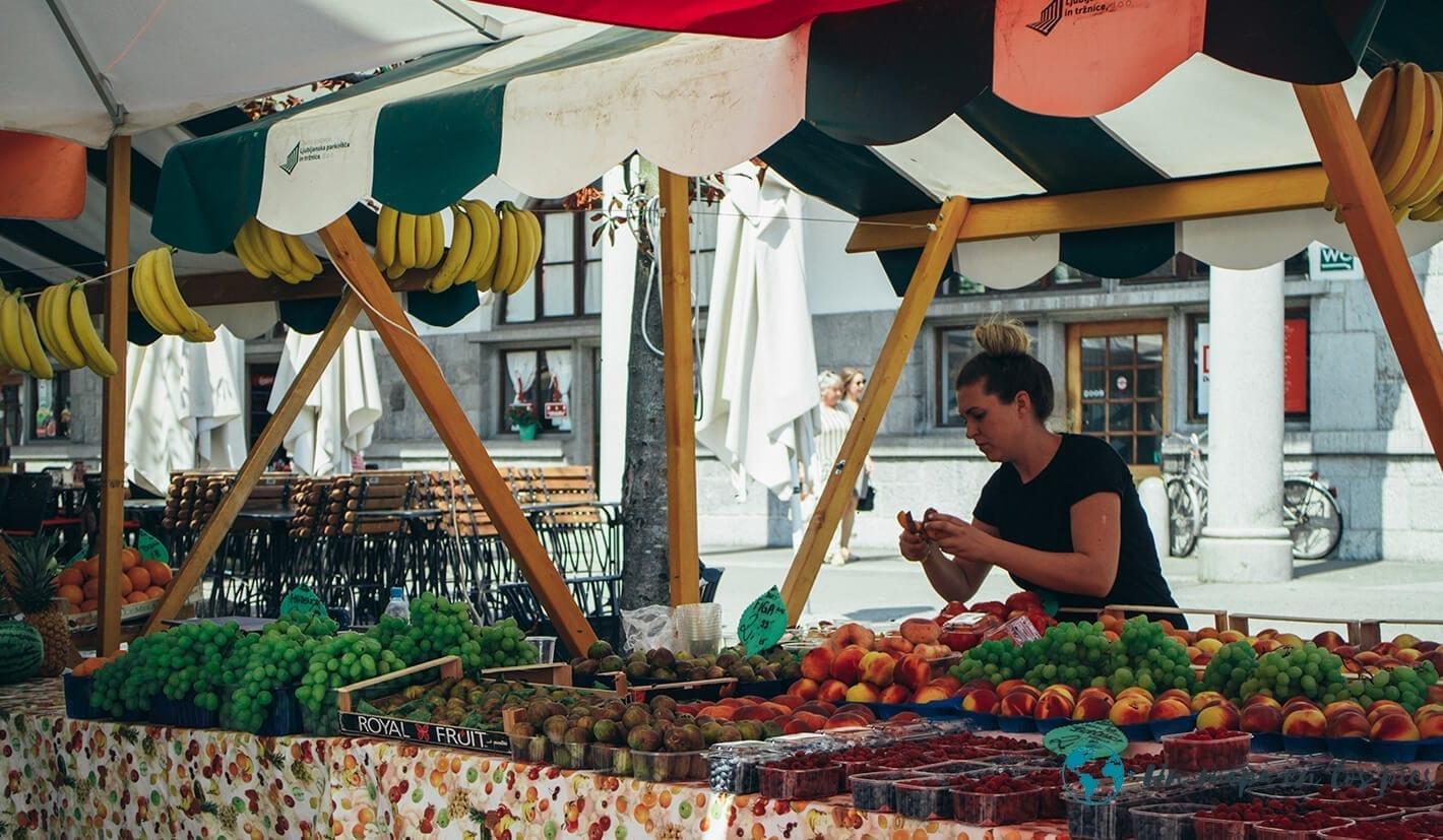 Mercado Central Ljubljana