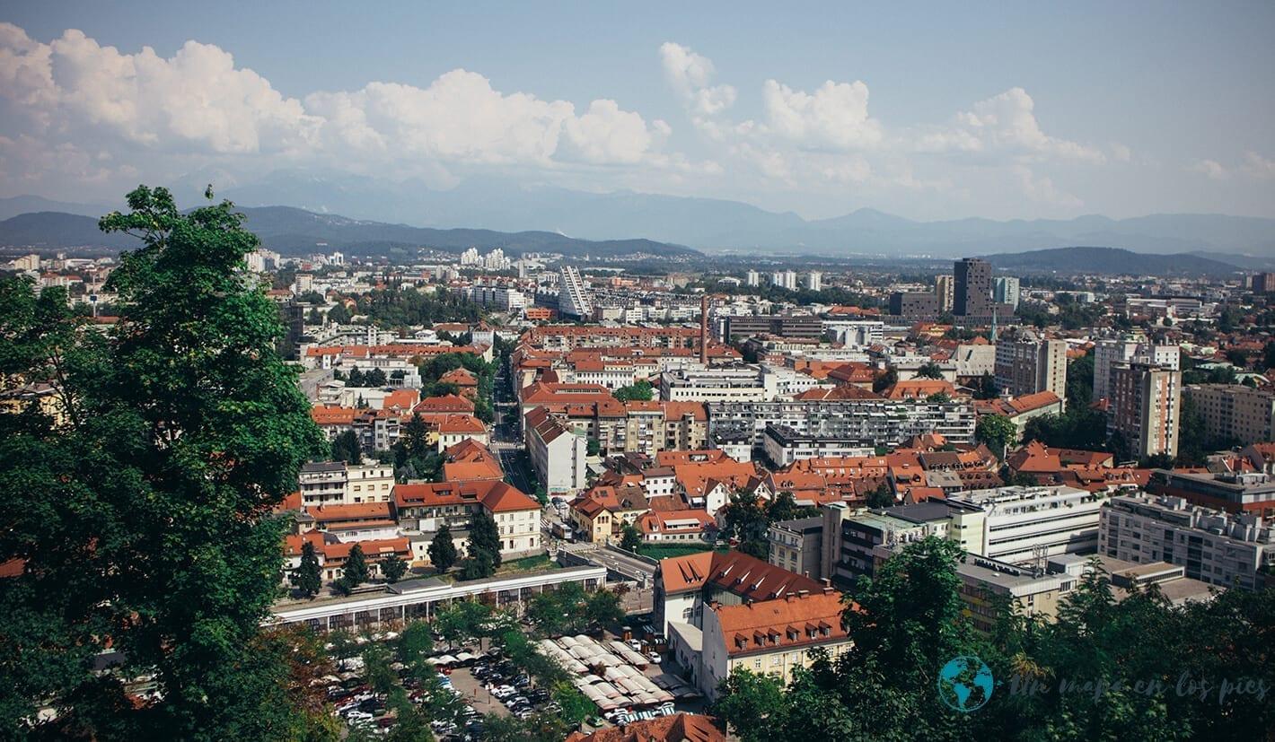 Vistas Ljubljana