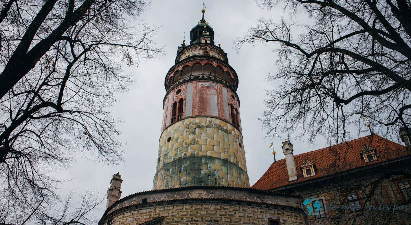 torre cesky krumlov