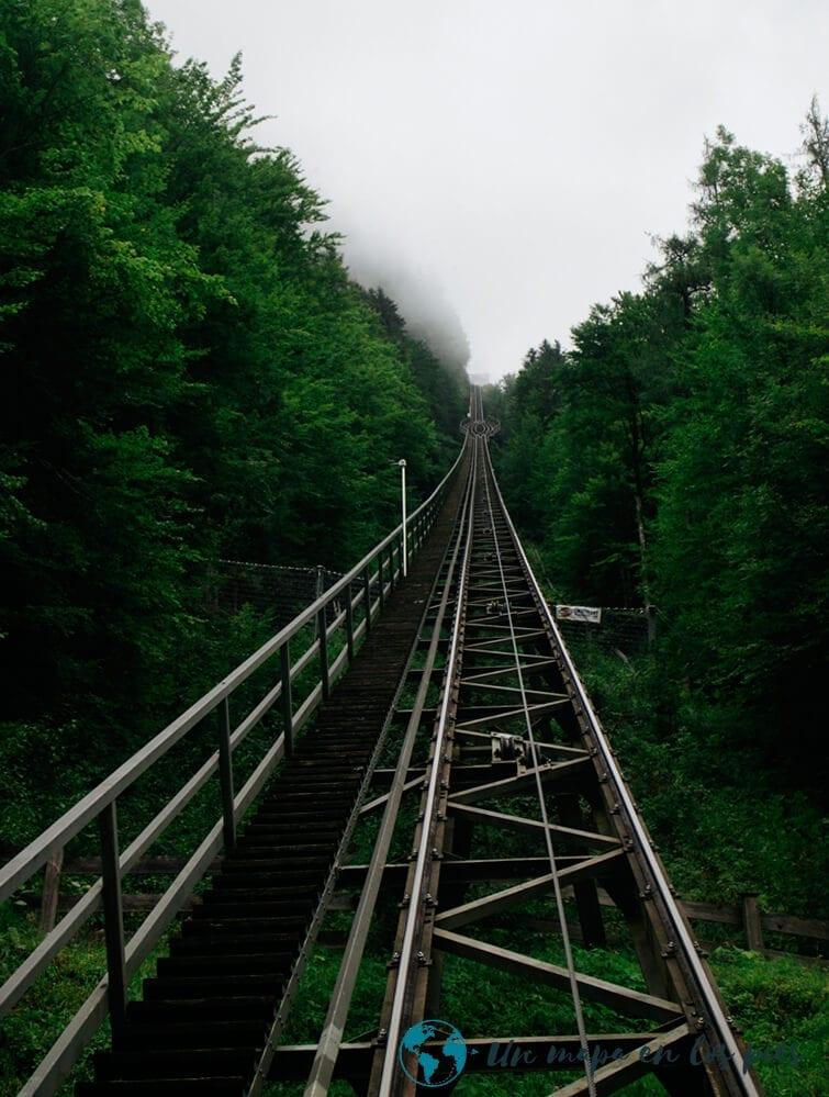 funicular hallstatt