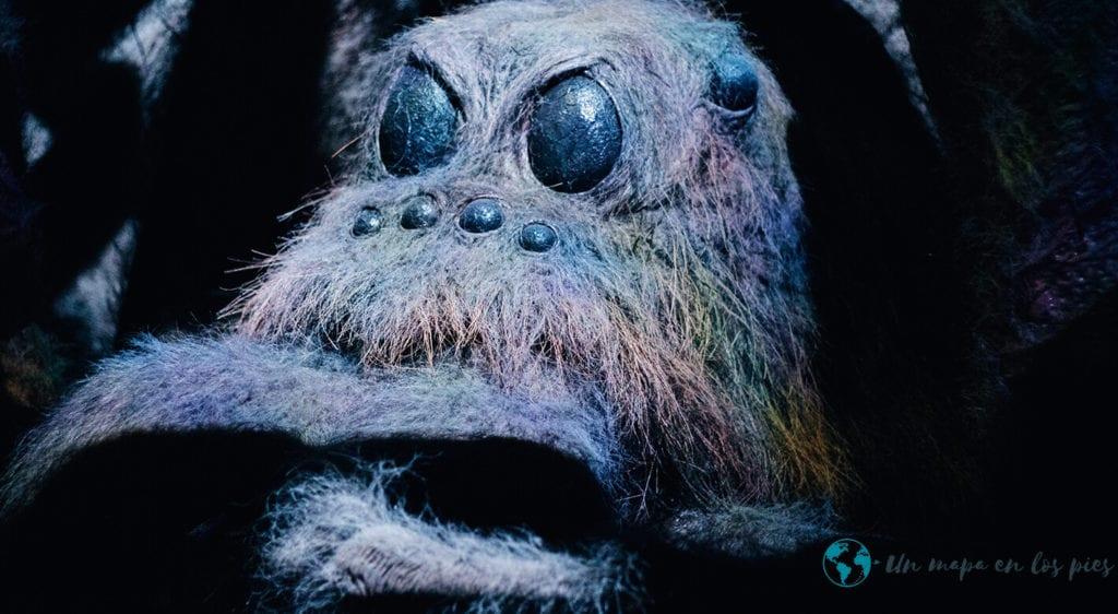araña-aragog